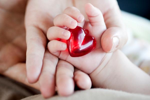 A gyermekszív is lehet beteg