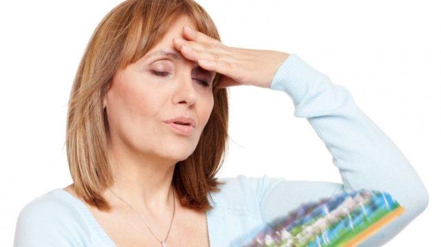 Az menopauza