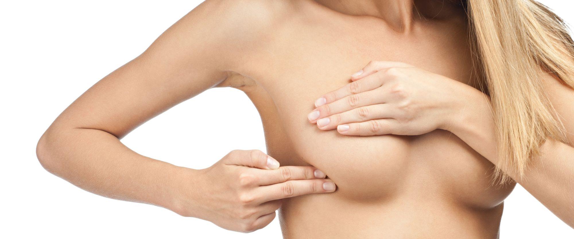 női mellbimbók felállítása