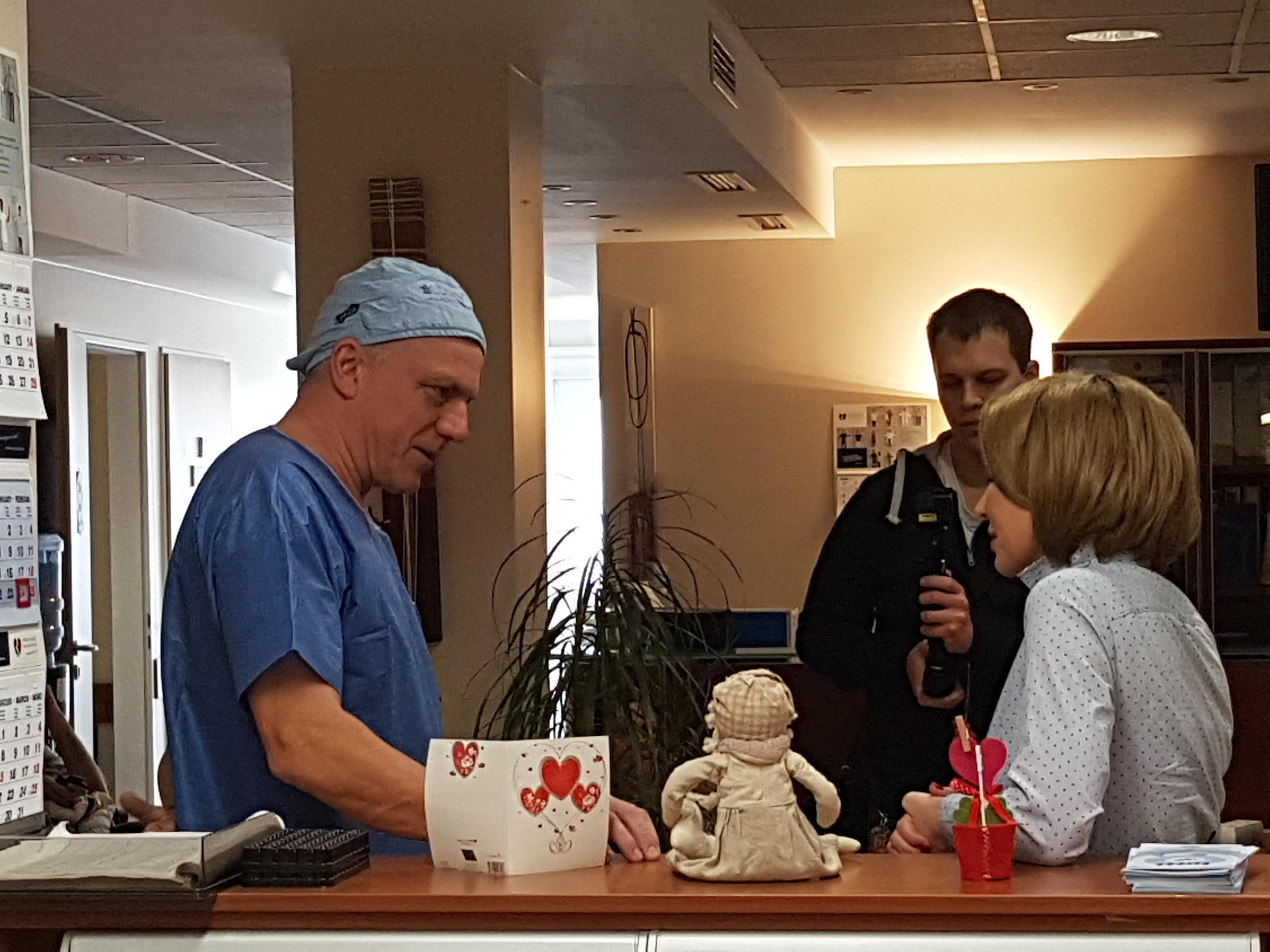 DR.WILLNER PÉTER AZ ECHO TV-N! :)