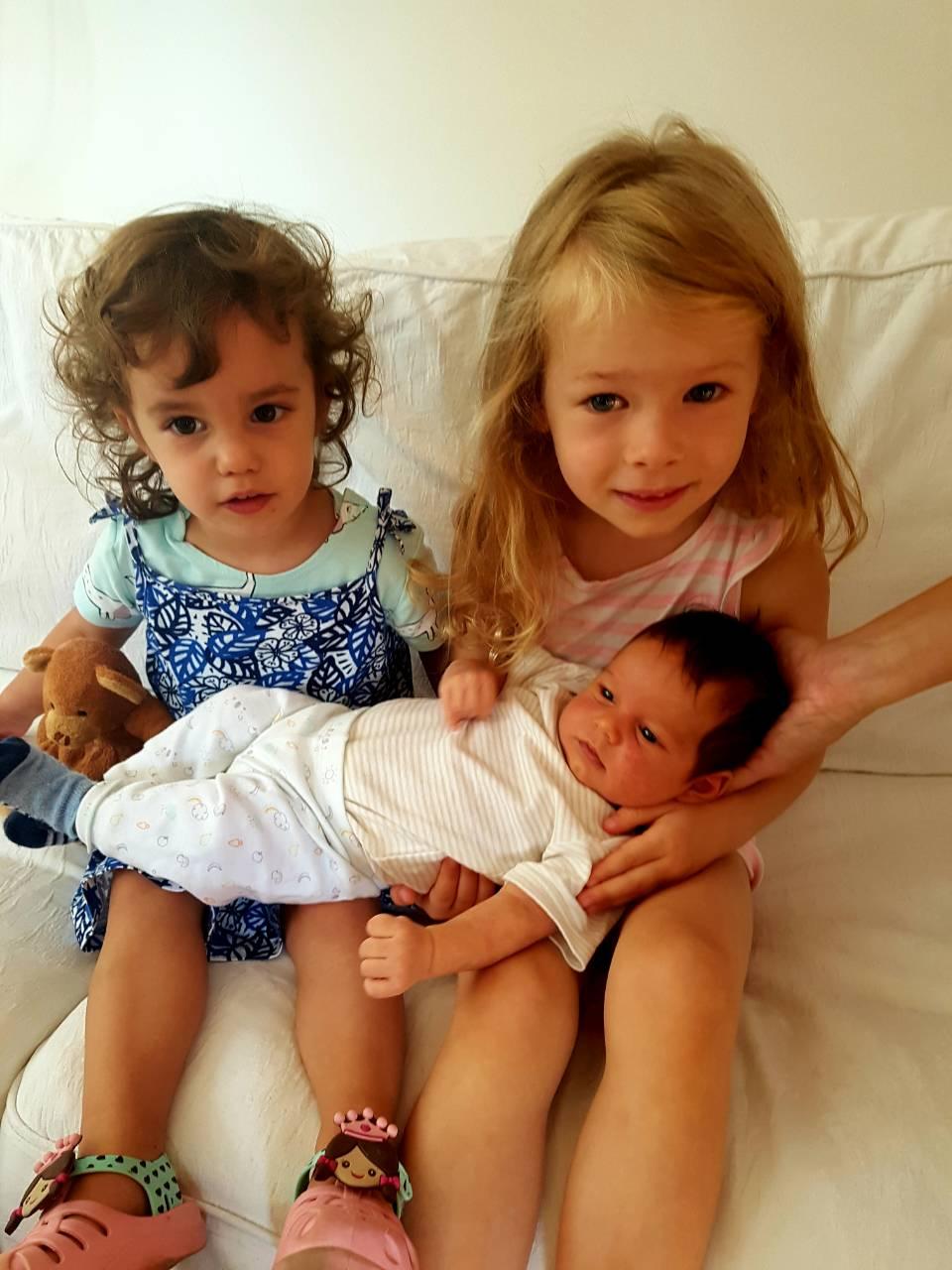 Császármetszés után természetes szülés? Igen! :)
