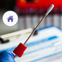 COVID-19 antigén teszt - kivonulással